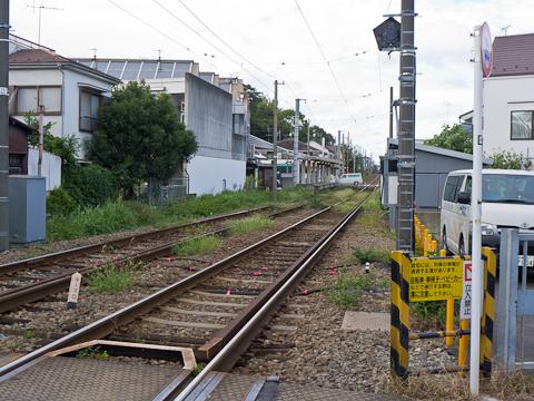 世田谷線-宮の坂駅