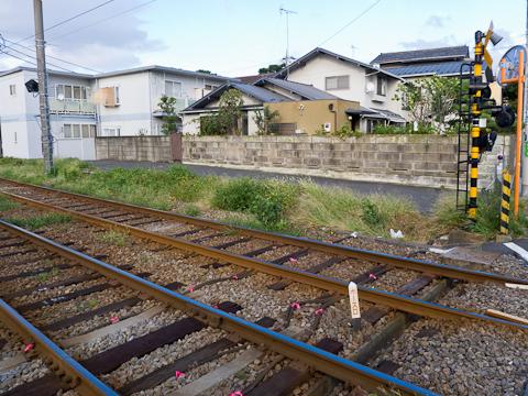 世田谷線-七軒町駅